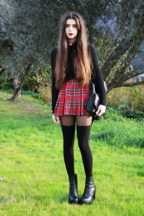 Gothic Ladies Fashion (24)