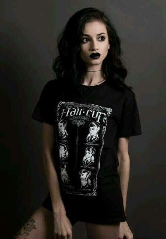 Gothic Ladies Fashion (27)