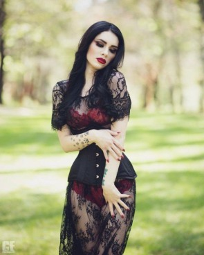 Gothic Ladies Fashion (28)