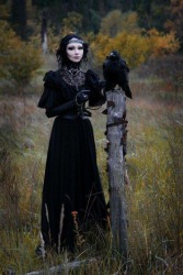 Gothic Ladies Fashion (29)