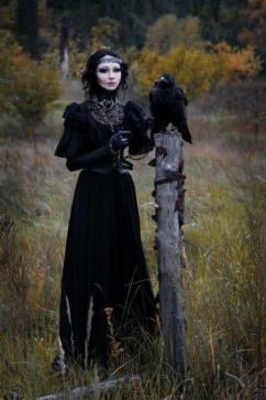 Gothic Ladies Fashion (29)