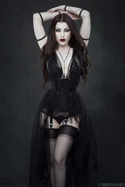 Gothic Ladies Fashion (30)