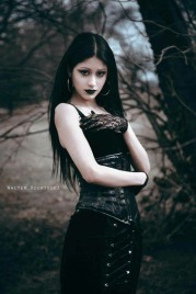 Gothic Ladies Fashion (31)