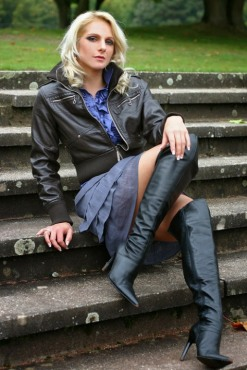 Beauty In Boots (1)