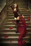 Dark Red By Gestiefeltekatze