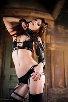 Gothic Ladies Fashion (34)