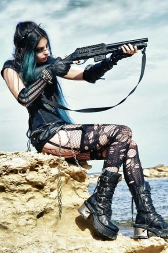 Gothic Ladies Fashion (35)