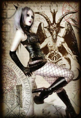 Gothic Ladies Fashion (40)
