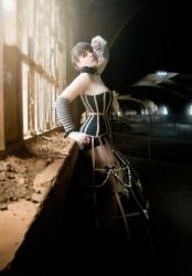 Steampunk Lady (10)