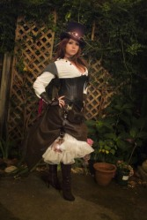 Steampunk Lady (16)