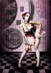 Steampunk Lady (19)