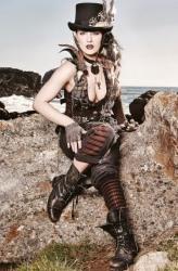 Steampunk Lady (9)