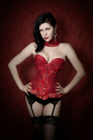 Curvaceous Corseted Cuties (341)
