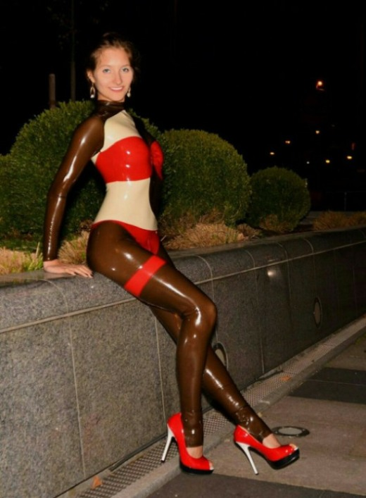 Luscious Latex Ladies (15)