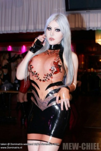 Luscious Latex Ladies (22)