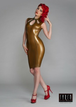 Luscious Latex Ladies (29)
