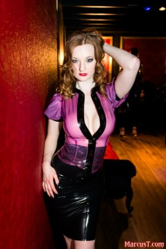 Luscious Latex Ladies (5)