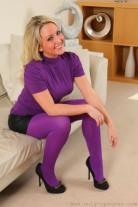 Pretty Purple Hazed Ladies (30)