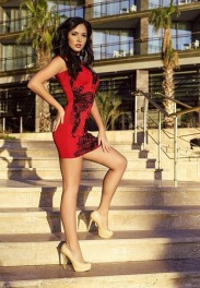 Short Skirt Lovely Legs (2)