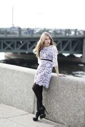 Short Skirt Lovely Legs (26)