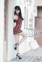 Short Skirt Lovely Legs (7)