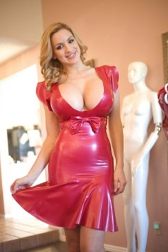 Luscious Latex Ladies (24)