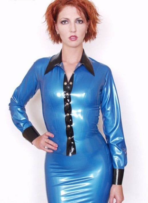 Luscious Latex Ladies (3)