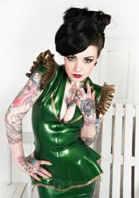 Luscious Latex Ladies (34)