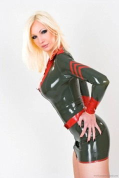 Luscious Latex Ladies (35)