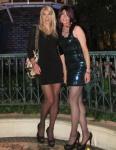 Mini Skirt High Heels (15)