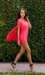 Mini Skirt High Heels (5)