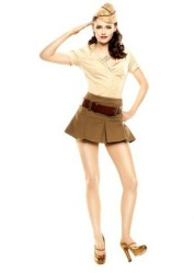 Short Skirt Lovely Legs (15)