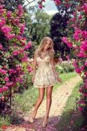 Short Skirt Lovely Legs (16)