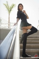Short Skirt Lovely Legs (28)
