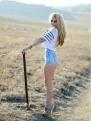Short Skirt Lovely Legs (3)