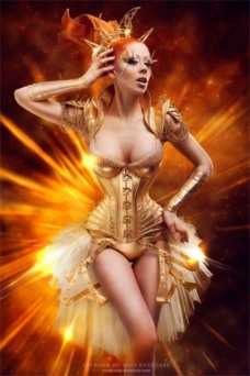 Corseted Curvaceous Cuties (14)