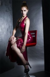 Red Latex Lady (26)