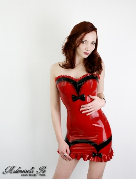 Red Latex Lady (36)