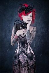 Victorian Goth Ladies (13)