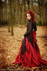 Victorian Goth Ladies (5)