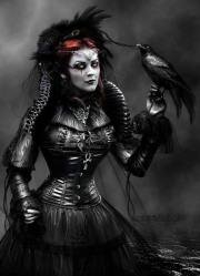 Victorian Goth Ladies (7)