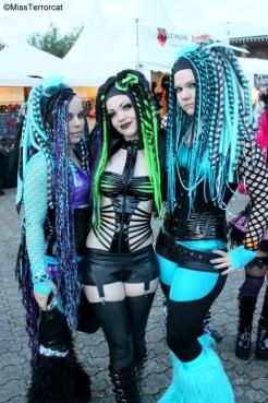 Gothic June Ladies