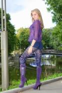 Pretty Purple Hazed Ladies (63)