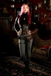 Steampunk Lady (1)