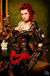 Steampunk Lady (11)
