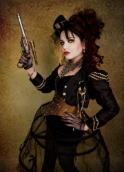Steampunk Lady (2)