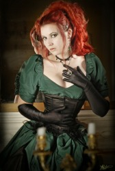 Steampunk Lady (5)
