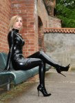 Catsuited Cutie (22)