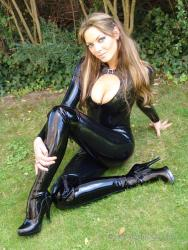 Catsuited Cutie (26)