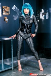 Catsuited Cutie (30)
